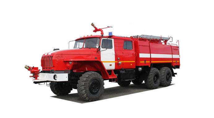 пожарный автомобиль АА-8