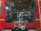 Автоцистерна пожарная АЦ 5,0 на базе КАМАЗ-43253