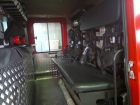 Автомобиль пенного тушения АПТ 5,0 на базе КАМАЗ-43253
