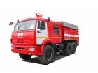 Автомобиль пенного тушения АПТ 4,0 на базе КАМАЗ-5350