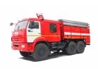 Автомобиль пенного тушения АПТ 5,0 на базе КАМАЗ-5350