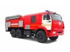 Автомобиль пенного тушения АПТ 6,0 на базе КАМАЗ-43118