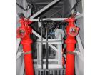 Автоцистерна пожарная АЦ 8,0 на базе КАМАЗ-65115 (двухкабинка)