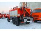 Аварийно-спасательный автомобиль АСА-20 на базе Урал-5557