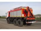 Аварийно-спасательный автомобиль АСА-20 на базе КАМАЗ-5350