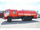 Автомобиль комбинированного тушения АКТ-6,0/1000-60/20 на базе КАМАЗ-65111