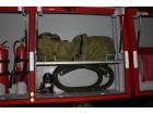 Автомобиль порошкового тушения АП 5000-40 на базе УРАЛ-4320