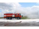 Аэродромный пожарный автомобиль АА-9,0/60 (VOLVO)