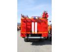 Автомобиль пенного тушения АПТ 7,0 на базе КАМАЗ-43118