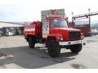 Автоцистерна пожарная АЦ 1,6-30 на базе ГАЗ-33081