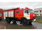Насосно-рукавный автомобиль АНР 40-800 на базе КАМАЗ-43253