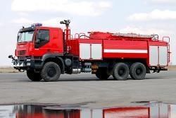 Мы создали пожарный автомобиль на шасси IVECO