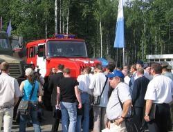 Выставка «Оборона и защита – 2007»